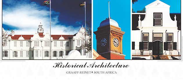 Visit Graaff-Reinet in the Eastern Cape