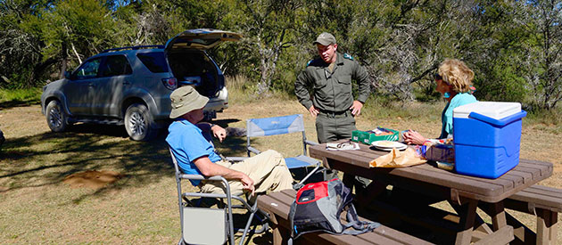 Activities at Mountain Zebra National Park