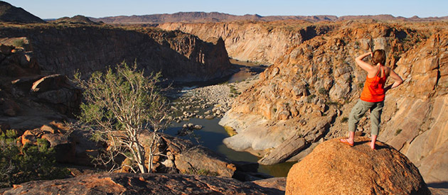 Secret scenic spots in the Northern Cape