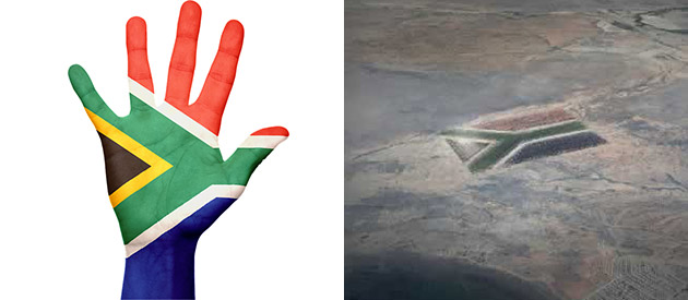 The Giant Flag Project - Graaff Reinet