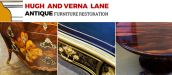 HUGH & VERNA LANE ANTIQUE FURNITURE RESTORATION