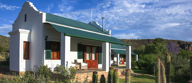 WILLOW SLOPES GAME FARM, GRAAFF-REINET