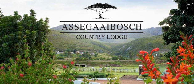 ASSEGAAIBOSCH WEDDING VENUE AND COUNTRY LODGE