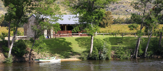 RIVER EDGE ACCOMMODATION