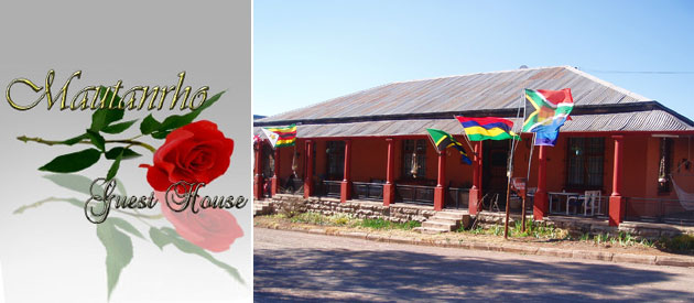 Bed And Breakfast In Adelaide Eastern Cape
