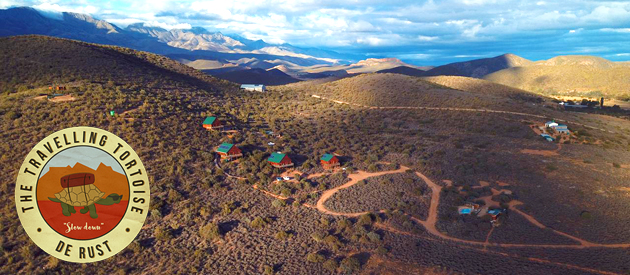 THE TRAVELLING TORTOISE, DE RUST - Businesses in The Karoo