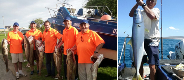 JUST4PLAY FISHING CHARTERS - Gouritsmond