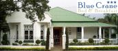 BLUE CRANE BED & BREAKFAST
