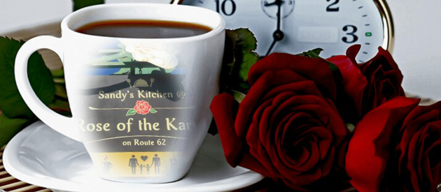 ROSE OF THE KAROO