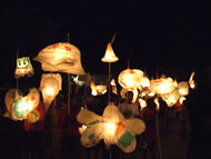 Festival of Lights - Nieu Bethesda