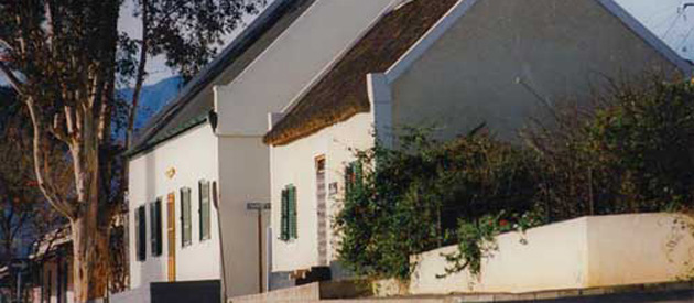 Calitzdorp, in the Western Cape, South Africa, Karoo, Route 62, Accommodation, Activities