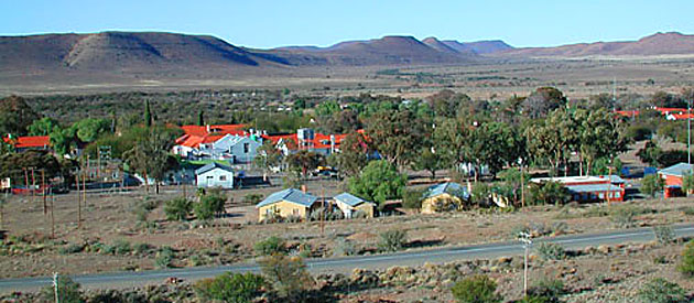 Nelspoort, in the Western Cape, South Africa