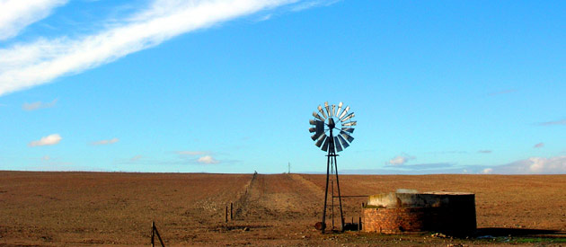 Richmond, in the Northern Cape Province of South Africa.